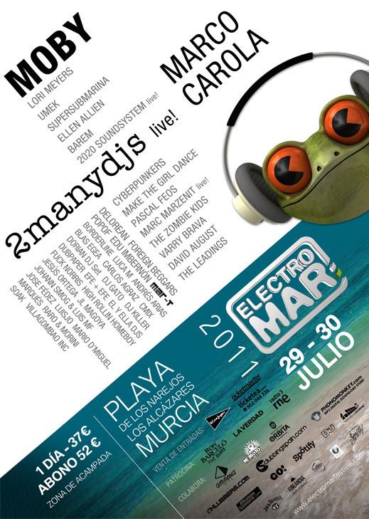 Electromar Festival 2011 (Murcia)
