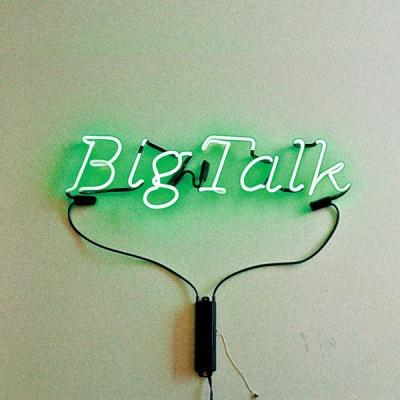 Big Talk su primer disco