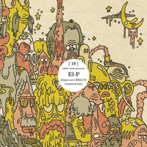 El-P – Drones Over BKLYN (nuevo track)