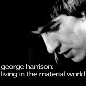 Martin Scorsese & George Harrison