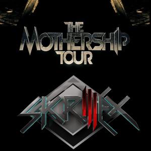Skrillex – European Mothership Tour