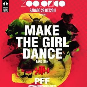 Make The Girl Dance en Zoológico Club