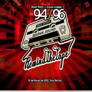 Fiesta 94/96 Rewind The Tape en Barcelona