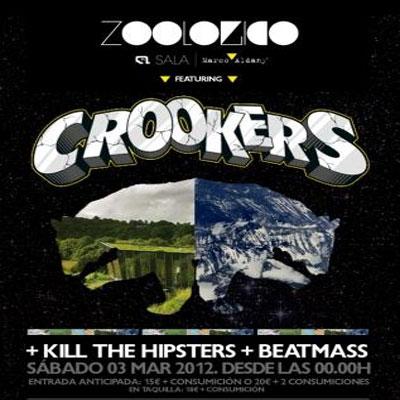 Crookers en Zoológico Club (Madrid)