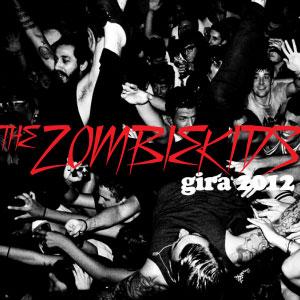 The Zombie Kids – Gira 2012