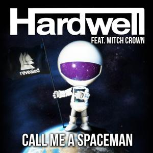 Hardwell – Call Me A Spaceman (video)