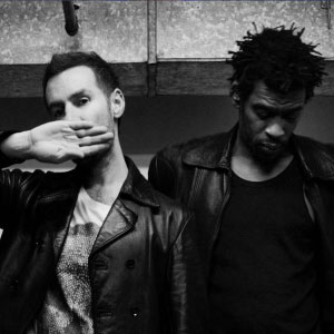 Massive Attack Vs Nas – The Don remix