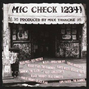 Max Tannone – Mic Check 1234! (descarga gratis)