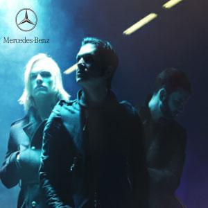 Placebo & Mercedes-Benz European Tour 2012