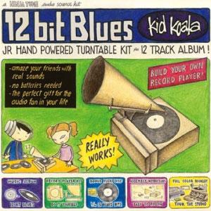 Kid Koala – 12 bit Blues (nuevo disco)