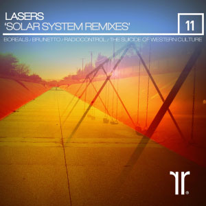 Lasers – Solar System Remixes