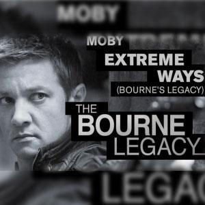 Moby – Extreme Ways (El Legado De Bourne)