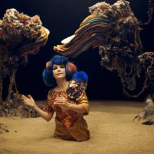 Björk – Mutual Core (nuevo video)