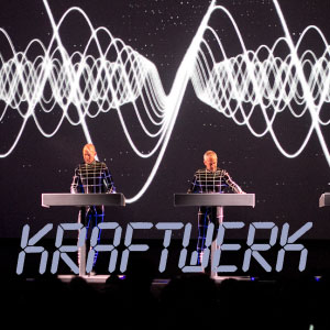 Kraftwerk residencia en Düsseldorf