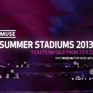 Muse – Summer Stadiums 2013