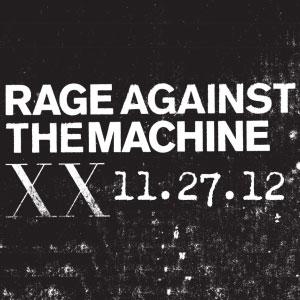 Rage Against The Machine – XX (20th Anniversary)
