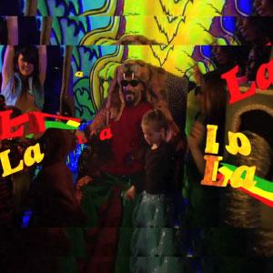 Snoop 'Lion' Dogg & Major Lazer – La La La (video)