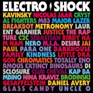 Because Music presents….Electro Shock