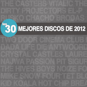 Los 30 mejores discos de 2012