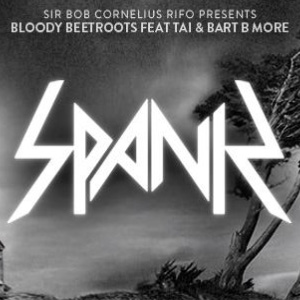 The Bloody Beetroots – Spank (video teaser)