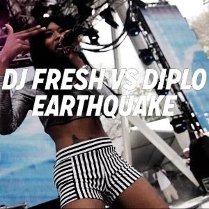 Dj Fresh & Diplo – Earthquake