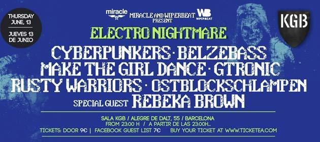 Miracle-Electro-Nightmare