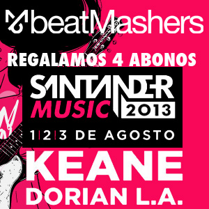 Regalamos 4 Abonos // Santander Music Festival