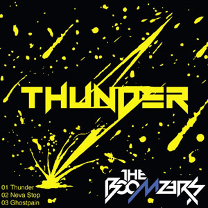 The Boomzers – Thunder EP (free download)