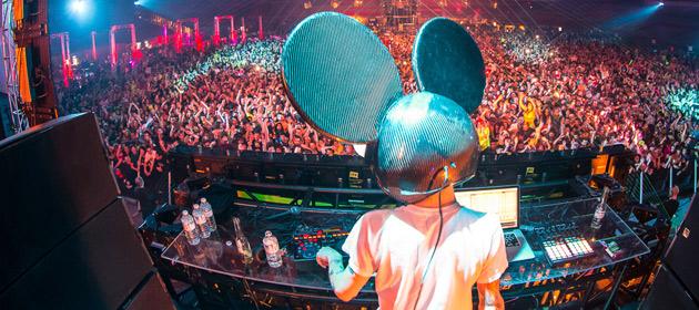 deadmau5 le da un significado al nombre de DJs