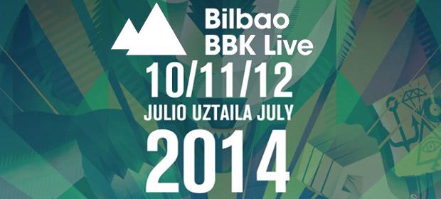 Nuevo cabeza de cartel para Bilbao BBK Live 2014
