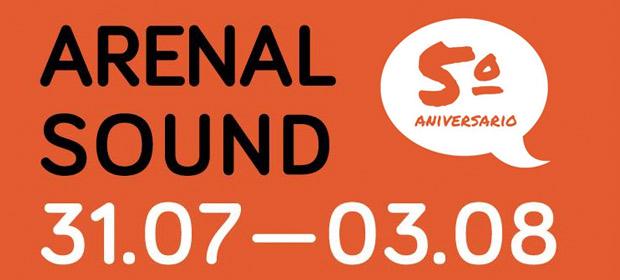 Nuevas confirmaciones Arenal Sound 2014