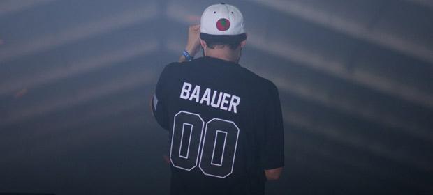 Review: Baauer – Aa