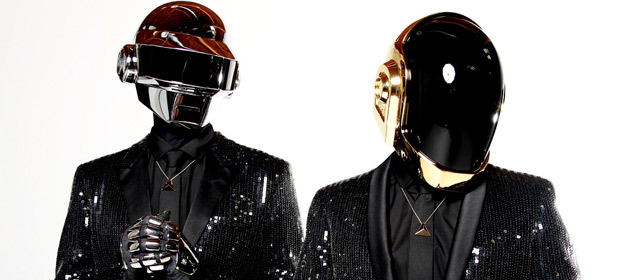 """Daft Punk y Pharrell en """"Nile Rodgers: From Disco to Daft Punk"""""""