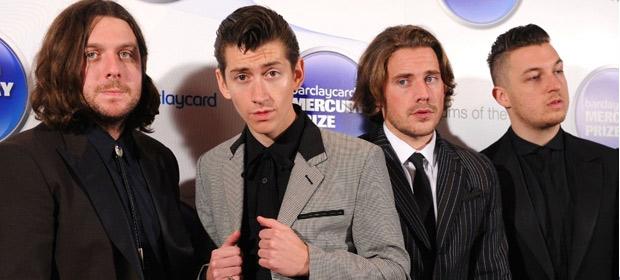 Arctic Monkeys y Daft Punk triunfan en los Brit Awards 2014