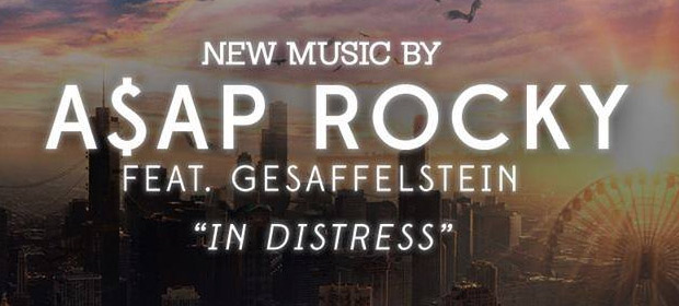 A$AP Rocky & Gesaffelstein – In Distress