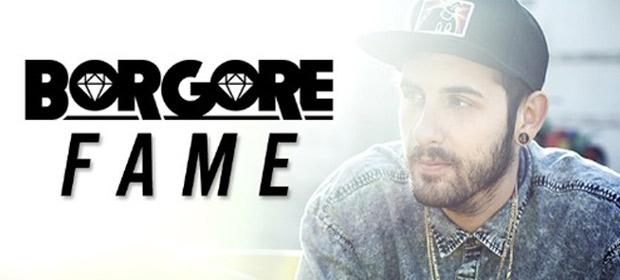"Nueva canción de Borgore ""Fame"""