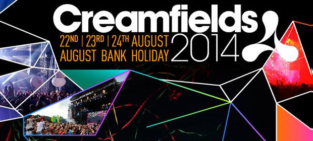 Creamfields 2014 Live Streaming