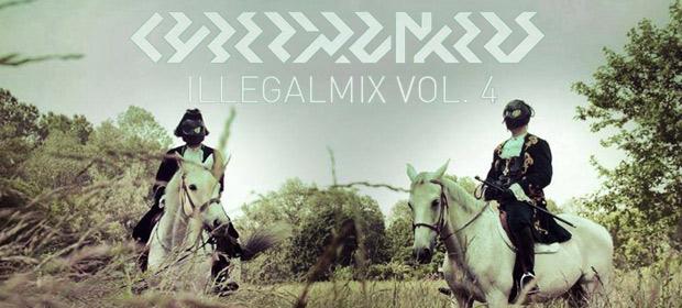 Descarga gratis: Cyberpunkers – Illegalmix Vol.4