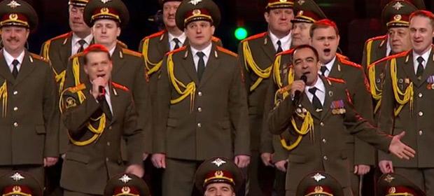 """La policía rusa canta """"Get Lucky"""" en los Juegos Olímpicos de Sochi"""