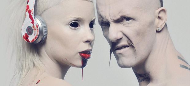 """Die Antwoord contará con Aphex Twin para """"Donker Mag"""""""