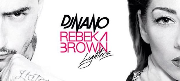 """DJ Nano y Rebeka Brown te traen """"Lighters"""""""