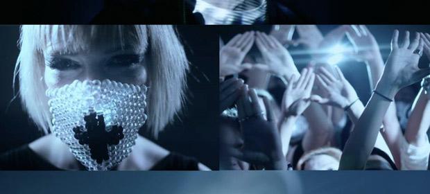 "Video oficial de Flosstradamus para su tema ""Mosh Pit"""