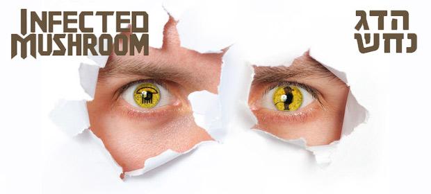 Infected Mushroom & Dag Nahash – Legal Eyes