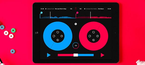 Pacemaker una app para DJs con Spotify