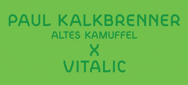 """Remix de Vitalic a """"Altes Kamuffel"""" de Paul Kalkbrenner"""