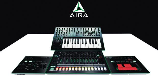 El nuevo set de Roland AIRA incluye la nueva versión de la 808