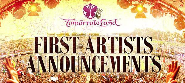 Tomorrowland 2014 anuncia sus primeros artistas