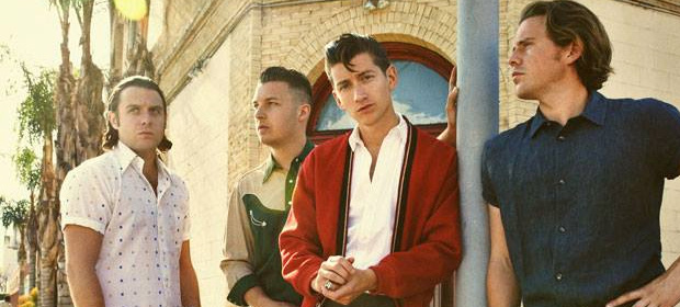 Arctic Monkeys, nuevo video de Arabella
