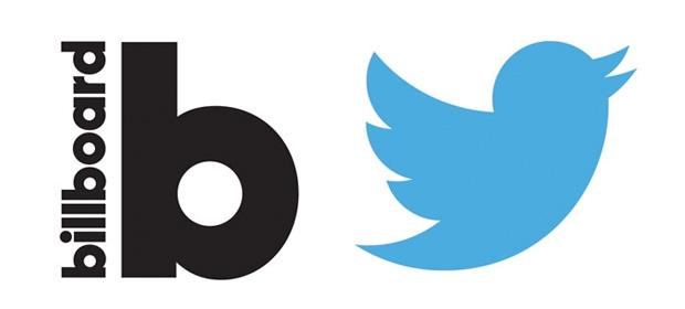 """Twitter y Billboard se alían para crear un """"Music Chart"""" en tiempo real"""