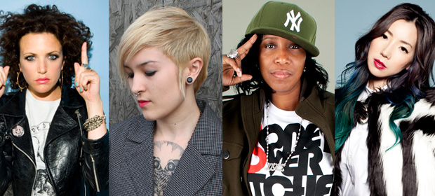 10 Mujeres DJs a destacar